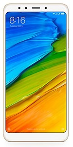 Redmi 5 (Gold, 32GB) price in India.