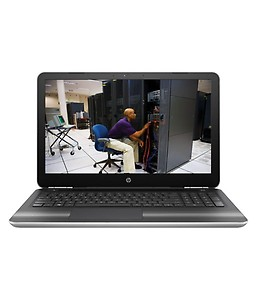 HP Pavilion 15-AU111TX (Core i5 7th Gen 7200U/8 GB/1 TB/39.62 cm (15.6)/Windows 10/2 GB Graphics) (Silver) price in India.