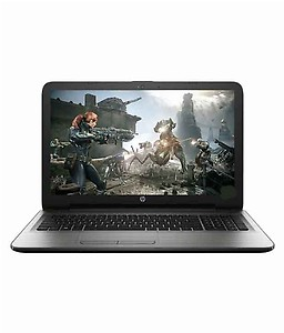 HP 15-AY011TX 15.6-inch Laptop (Core i5-6200U/4GB/1TB/Windows 10 Home/2GB Graphics), Turbo Silver price in India.