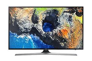 Samsung 108 cm (43 inches) Series 6 43MU6100 4K UHD LED Smart TV (Black) price in India.