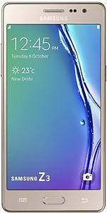 Samsung tizen z3 8GB Black Gold price in India.
