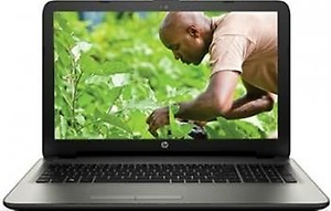 HP 15-AF143AU 15.6-inch Laptop (AMD E1-6015/4GB/500GB/DOS) price in India.