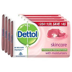 Upto 50%off + Extra discount on Dettol