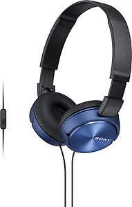 Sony MDR-ZX310AP Wired Headset with Mic
