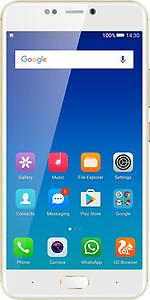 Gionee A1 (Black, 64GB) Mobile Phone price in India.
