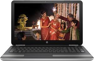 HP 15 15-au626tx Notebook Core i5 (7th Generation) 16 GB 39.62cm(15.6) Windows 10 Home 4 GB Silver price in India.