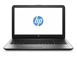 HP 15-BG001AU 15.6-inch Laptop (A8-7410/4GB/500GB/Windows 10 Home/Integrated Graphics), Turbo Silver price in India.