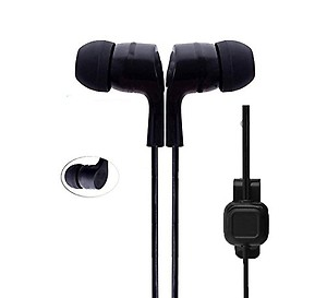 SBA999 Dvaio Dolby Sound Bomb Series Audio Bass In-Ear Earphone