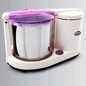 Elgi Ultra Dura+ 1.25-Litre Wet Grinder, Purple price in India.