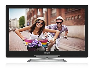 Philips 60 cm (24 inches) 24PFL3159/24PFL3151 Full HD LED TV (Black) price in India.