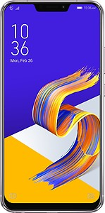 Asus ZenFone 5Z (Midnight Blue, 64 GB) (6 GB RAM) price in India.