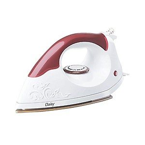 Morphy Richards Daisy 1000-Watt Dry Iron (White) price in India.