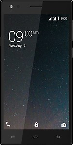 XOLO Era 3 (4G Volte Android Smartphone with 8MP Front Camera) (Fossil Grey) price in India.