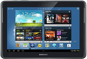 Samsung Galaxy Note 800 price in India.