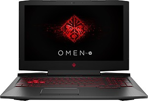 HP Omen Core i5 7th Gen - (8 GB/1 TB HDD/128 GB SSD/Windows 10 Home/4 GB Graphics) 15-ce071TX Gaming Laptop price in India.