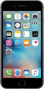 Apple iPhone 6s (Space Grey, 32 GB) price in India.
