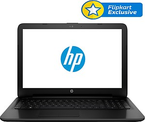 HP Core i3 5th Gen - (4 GB/500 GB HDD/DOS) 15-ac170tu Laptop price in India.