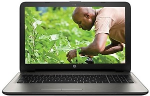 HP Core i3 5th Gen - (4 GB/1 TB HDD/DOS) 15-AC122TU Laptop (15.6 inch, Grey, 2.2 kg) price in India.