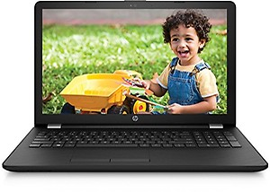 HP 15-BA042AU 15.6-inch Laptop (E2-7110/4GB/1TB/DOS/Integrated Graphics), Sparkling Black price in India.