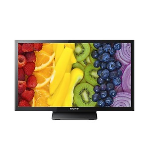 Sony 59.9 cm (24 inches) Bravia KLV-24P413D HD Ready LED TV (Black) price in India.