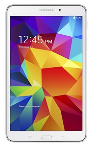 Samsung Galaxy Tab 4 - 8-Inch - White price in India.
