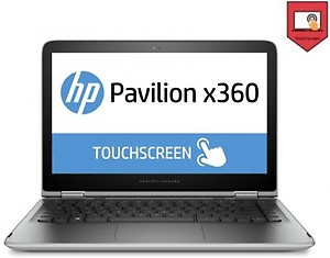 HP Pavilion x360 Core i3 6th Gen - (4 GB/1 TB HDD/Windows 10 Home) 13-s102tu 2 in 1 Laptop price in India.