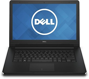 Dell Vostro Core i3 4th Gen - (4 GB/500 GB HDD/Linux) VOSTRO 3458 Notebook price in India.