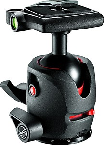 Manfrotto MH054M0-Q2 054 Magnesium Ball Head with Q2 Quick Release price in India.