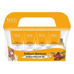 VLCC Pedicure-Manicure Hand & Foot Kit(150gm+60ml)