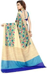 Min 60% off on womens saree & dress materials @Flipkart