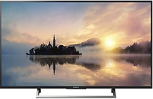 Sony 108 cm (43 inches) Bravia KD-43X7500E 4K UHD LED Android Smart TV (Black) price in India.