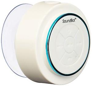 SoundBot® SB517 Extreme Bluetooth Wireless Speaker Handsfree Portable Speakerphone w/ Military Grade Level 7 Total Waterproof