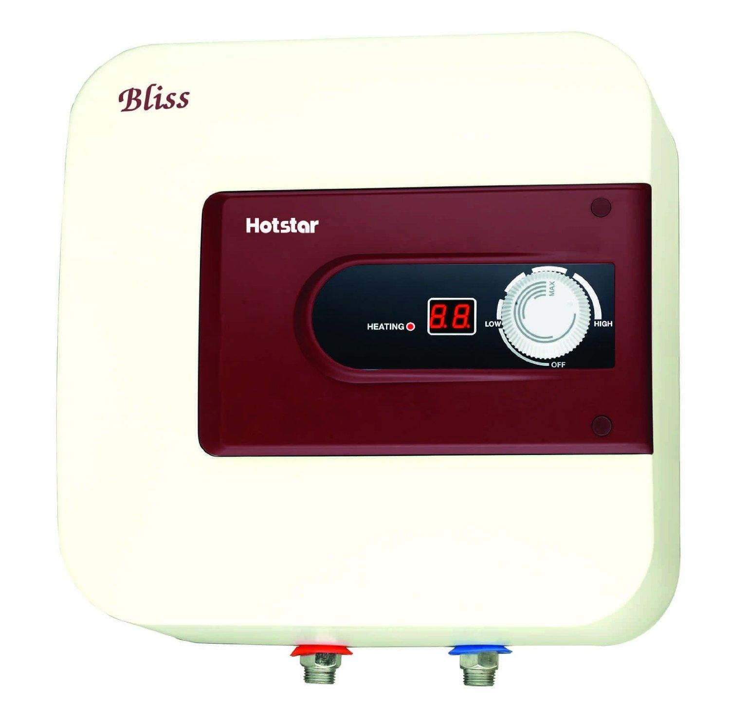 Hotstar Bliss 25 Ltr Digital Electric Storage Water Heater Price In Ao Smith Hse Sas 10 India Coupons And Specifications Amex