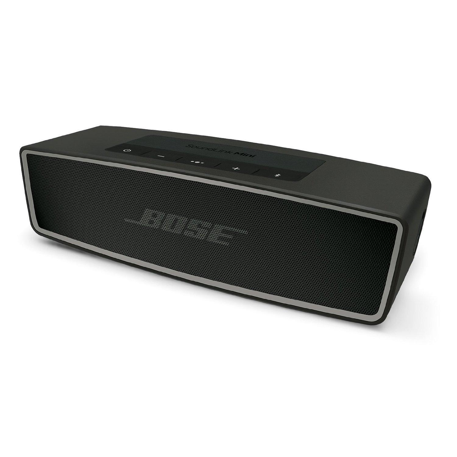 Bose SoundLink Mini Bluetooth Speaker II Price In India Coupons and Specifications