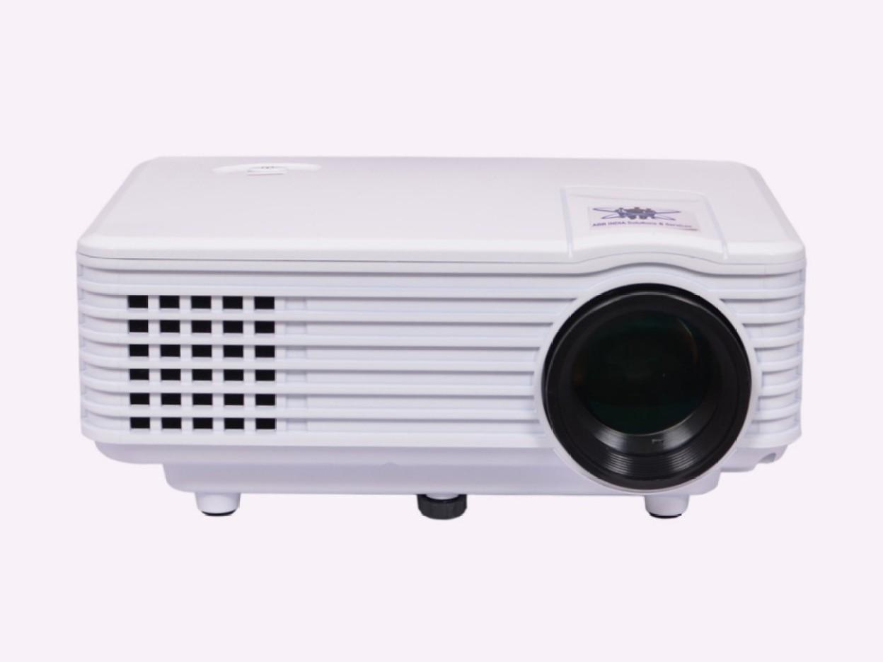 Abb Mini Led Projector 800 Lm Corded Portable Proyektor Unic Uc40 Price In India Coupons And Specifications Amex